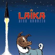 Comics: LAIKA (GLÉNAT, 2009) DE NICK ABADZIS. Lote 243441800