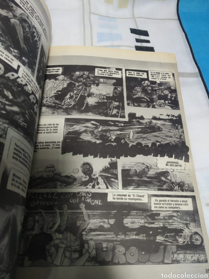 Cómics: 4 COMICS ERÓTICOS - Foto 7 - 243490955