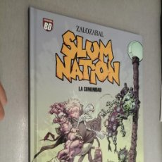 Cómics: SLUM NATION: LA COMUNIDAD / ZALOZABAL / PLANETA DEAGOSTINI 2007. Lote 243635670