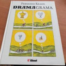 Fumetti: DRAMAGRAMA (FERNANDO KRAHN) GLENAT (COIB193). Lote 243640445
