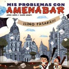 Cómics: MIS PROBLEMAS CON AMENABAR (GLÉNAT, 2009) DE JORDI COSTA Y DARÍO ADANTI. Lote 243652175