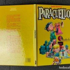 Cómics: PARACUELLOS - TOMO 1 AUXILIO SOCIAL - CARLOS GIMENEZ - GLENAT - TAPA DURA. Lote 244545925
