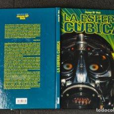 Cómics: LA ESFERICA CUBICA - JOSEP Mª BEA - GLENAT - TAPA DURA. Lote 244546650