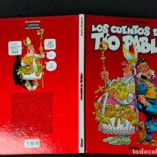 Cómics: LOS CUENTOS DEL TIO PABLO - CARLOS GIMENEZ - GLENAT - TAPA DURA. Lote 244547030