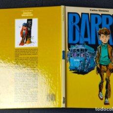 Cómics: BARRIO - CARLOS GIMENEZ - GLENAT - TAPA DURA. Lote 244547625