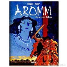 Cómics: AROMM 2, CORAZÓN DE ESTEPA. Lote 244725150