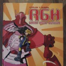 Cómics: CARLOS Y RUBÉN - RGH - ROBOT GIANT HAZARD - GLENAT. Lote 245120160