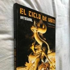 Cómics: EL CICLO DE IRATI. EDICIÓN INTEGRAL EDITORIAL GLÉNAT (2004). MUÑOZ OTAEGUI Y J. L. LANDA, MUY BUENO. Lote 245453135