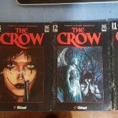 Cómics: THE CROW -J. O' BARR -TEBEOS GLÉNAT, COMPLETO (4 EJEMPLARES; NÚMEROS 1, 2, 3 Y 4).. Lote 246545375