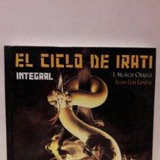 Comics: EL CICLO DE IRATI. INTEGRAL. Lote 287237553