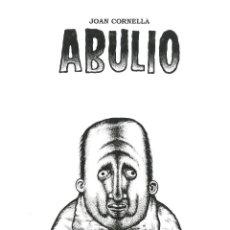 Comics : ABULIO (GLÉNAT, 2010) DE JOAN CORNELLÀ. TAPA DURA. EN CATALÀ. PREMI COLL.. Lote 246747895