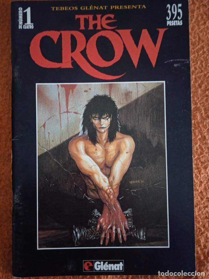 THE CROW 1 GLENAT (Tebeos y Comics - Glénat - Comic USA)