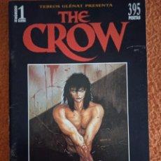 Cómics: THE CROW 1 GLENAT. Lote 247175955