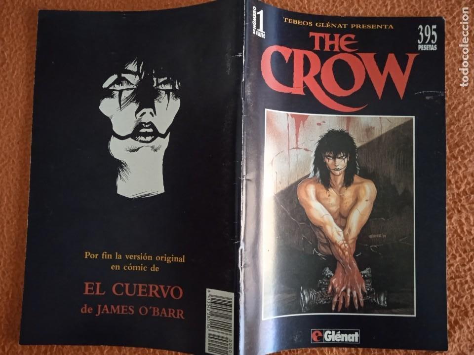Cómics: THE CROW 1 GLENAT - Foto 2 - 247175955