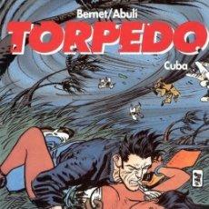 Cómics: TORPEDO 13. CUBA. JORDI BERNET SANCHEZ ABULI. TAPA DURA. GLENAT. Lote 284174813