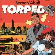Cómics: TORPEDO 9. TOCATTA Y FUGA. JORDI BERNET SANCHEZ ABULI. TAPA DURA. GLENAT. Lote 248469430