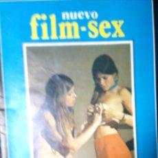 Cómics: FILM SEX. Lote 249294820