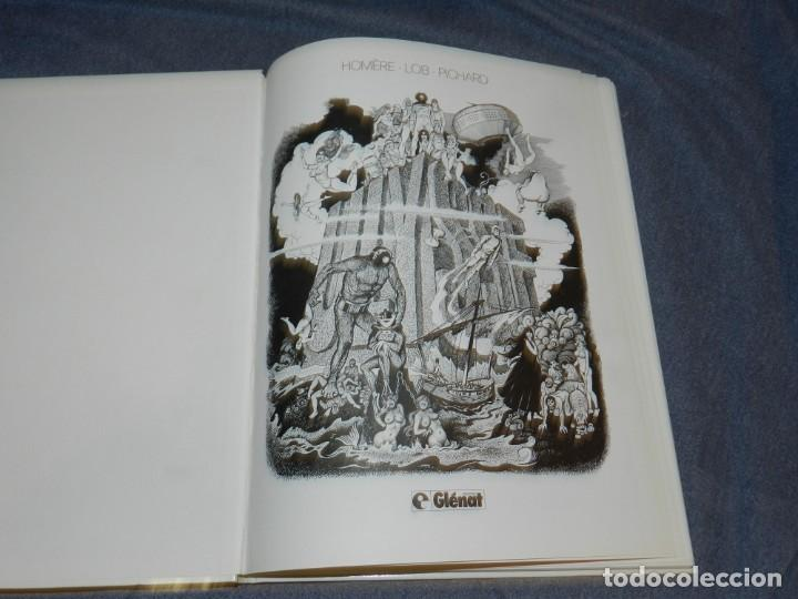 Cómics: (M11) ULYSSE - HOMERE - LOB - PICHARD, COLLECTION MYTHOLOGIE, GLÉNAT, 1981 - Foto 2 - 251327505