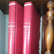 Cómics: 'TORPEDO 1936' GLENAT, ENCUADERNADA ÚNICA. Lote 251694650