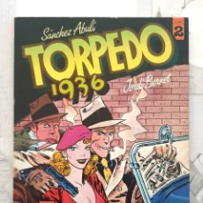 Cómics: TORPEDO 1936 Nº 2 DE SANCHEZ ABULI Y BERNET. TOUTAIN EDITOR 1985. Lote 252136825