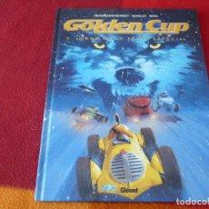 Cómics: GOLDEN CUP 3 LOBOS EN LA ETAPA ESPECIAL ( HENRIET ) ¡MUY BUEN ESTADO! GLENAT TAPA DURA. Lote 253634355