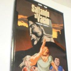 Cómics: SALTANDO AL VACÍO. CAPÍTULO 4. MAN + EGO 2008 (SEMINUEVO). Lote 253648940