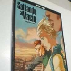 Cómics: SALTANDO AL VACÍO. CAPÍTULO 1. MAN + EGO 2007 (SEMINUEVO). Lote 253649435