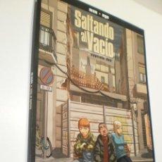 Cómics: SALTANDO AL VACÍO. CAPÍTULO 2. MAN + EGO 2007 (SEMINUEVO). Lote 253651595