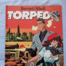 Cómics: TORPEDO TOCATA Y FUGA TAPA DURA - BERNET - ABULI. Lote 254164865