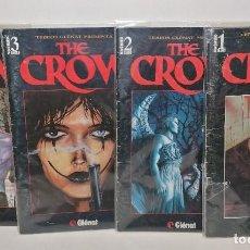 Cómics: COLECCIÓN THE CROW GLENAT. Lote 254255020