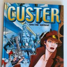 Cómics: CUSTER DE BERNET Y TRILLO. Lote 254478680