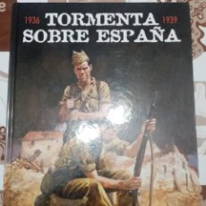 Cómics: TORMENTA SOBRE ESPAÑA: 1936-1939: GLENAT. Lote 254844020