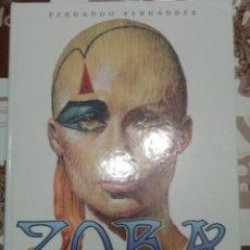Cómics: ZORA Y LOS HIBERNAUTAS: FERNANDO FERNÁNDEZ: GLENAT. Lote 254844110