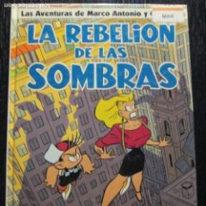 Cómics: LA REBELION DE LAS SOMBRAS--MIKE BELTRAN. Lote 254981095