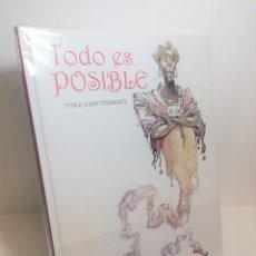 Cómics: COMIC TODO ES POSIBLE EDIT. GLENAT. Lote 254981560