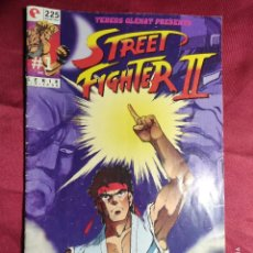 Cómics: STREET FIGHTER II. Nº 1. GLENAT. Lote 255452270