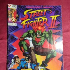Cómics: STREET FIGHTER II. Nº 2. GLENAT. Lote 255452385