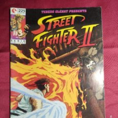 Cómics: STREET FIGHTER II. Nº 3. GLENAT. Lote 255452600