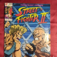 Cómics: STREET FIGHTER II. Nº 6. GLENAT. Lote 255452880