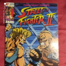 Cómics: STREET FIGHTER II. Nº 6. GLENAT. Lote 255452980