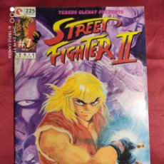 Cómics: STREET FIGHTER II. Nº 7. GLENAT. Lote 255453320