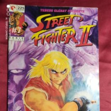 Cómics: STREET FIGHTER II. Nº 7. GLENAT. Lote 255453430