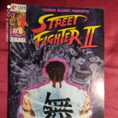 Cómics: STREET FIGHTER II. Nº 8. GLENAT. Lote 255453600