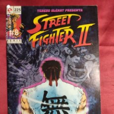 Cómics: STREET FIGHTER II. Nº 8. GLENAT. Lote 255453660