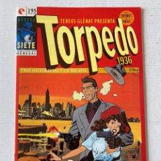 Comics: TORPEDO 1936 #7 GLENAT NUEVO DE KIOSKO. Lote 258133030