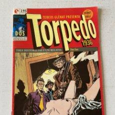 Comics: TORPEDO 1936 #2 GLENAT NUEVO DE KIOSKO. Lote 258133910