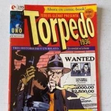 Comics: TORPEDO 1936 #1 GLENAT NUEVO DE KIOSKO. Lote 258134050