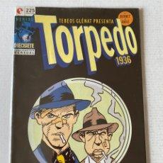 Comics: TORPEDO 1936 #17 GLENAT BUEN ESTADO. Lote 260096705