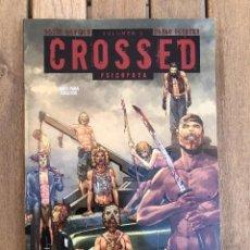 Cómics: CROSSED #3: PSICÓPATA - GARTH ENNIS / DAVID LAPHAM. Lote 262031065