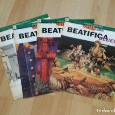 Cómics: BEATIFICA BLUES - SERIE COMPLETA 4 EJEMPLARES - GRIFFO Y DUFAUX. GLENAT, AÑO 1994.. Lote 262252970